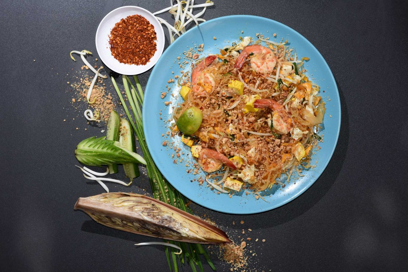 Learn to cook Pad Thai in Khao Lak